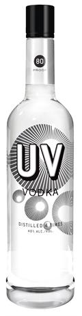 Uv Vodka 80@